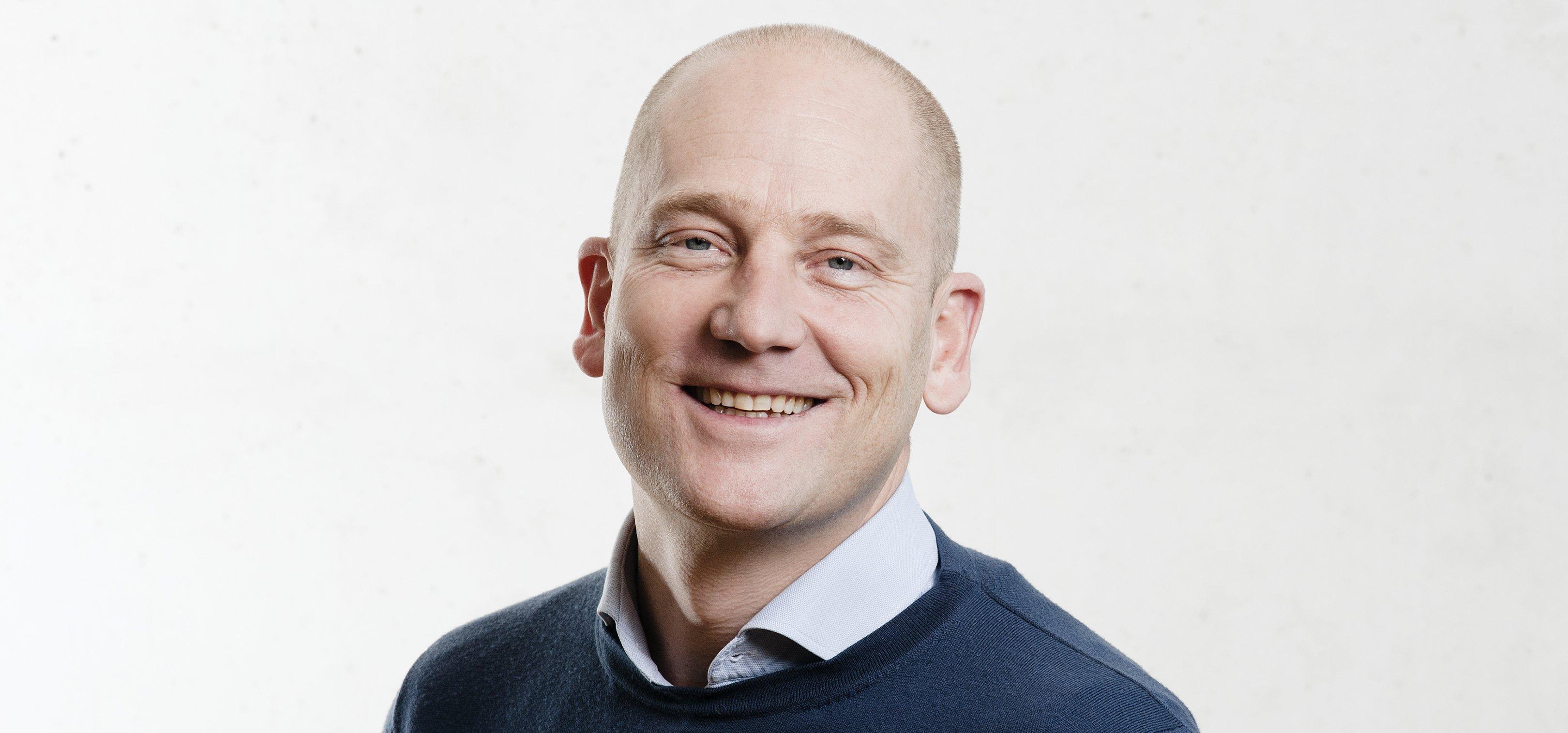 Leder Steffen Handal i Unio kommune