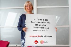 Unio-leder Ragnhild Lied...