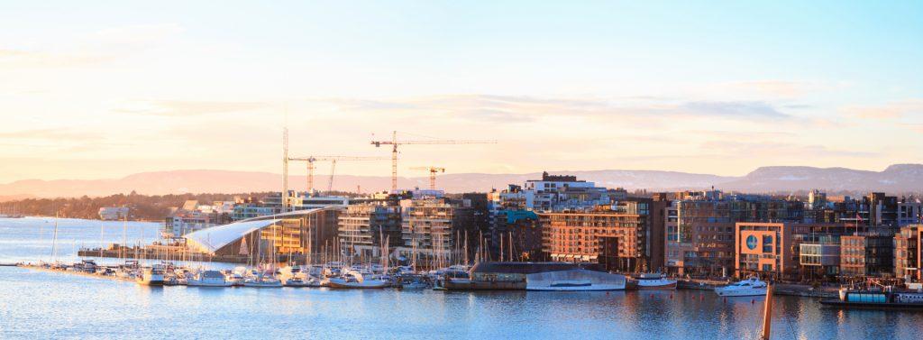 Oslo havn. Foto: Mostphotos
