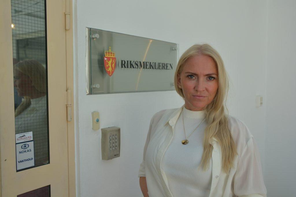 Forhandlingsleder for Unio, Lill Sverresdatter Larsen